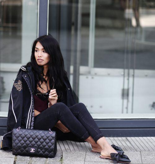 thefashionanarchy_blogger_fashionblog_modeblog_styleblog_fashionblog_outfit_exotic_denim_desigual_streetstyle_look_munich_muenchen_munichblogger_styleblog_chanel_slipper_2