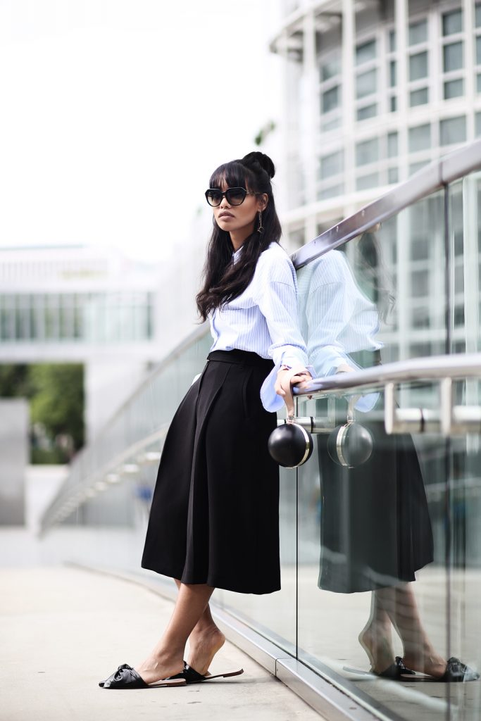 thefashionanarchy_culotte_blogger_outfit_bluse_trompetenaermel_slipper_loafers_herbst_munich_fashionblog_modeblog_styleblog_muenchen_inspiration_style_4