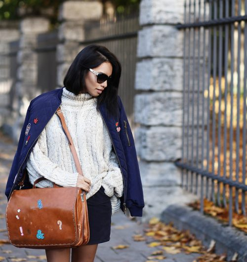 thefahionanarchy_blogger_munich_muenchen_uni_outfit_look_herbst_autumn_inspiration_school_oversize_pullover_fashionblog_styleblog_bomberjacke_patches_diy_1