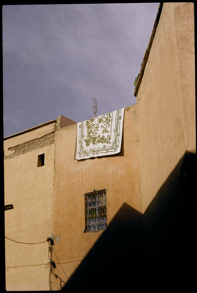 Teppich in Marrakech Marokko
