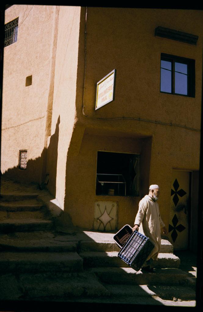 Bäckerei Imlil Marokko