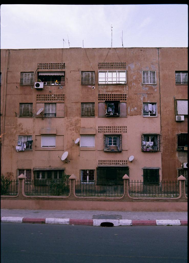 Marrakesch Gebäude Marokko