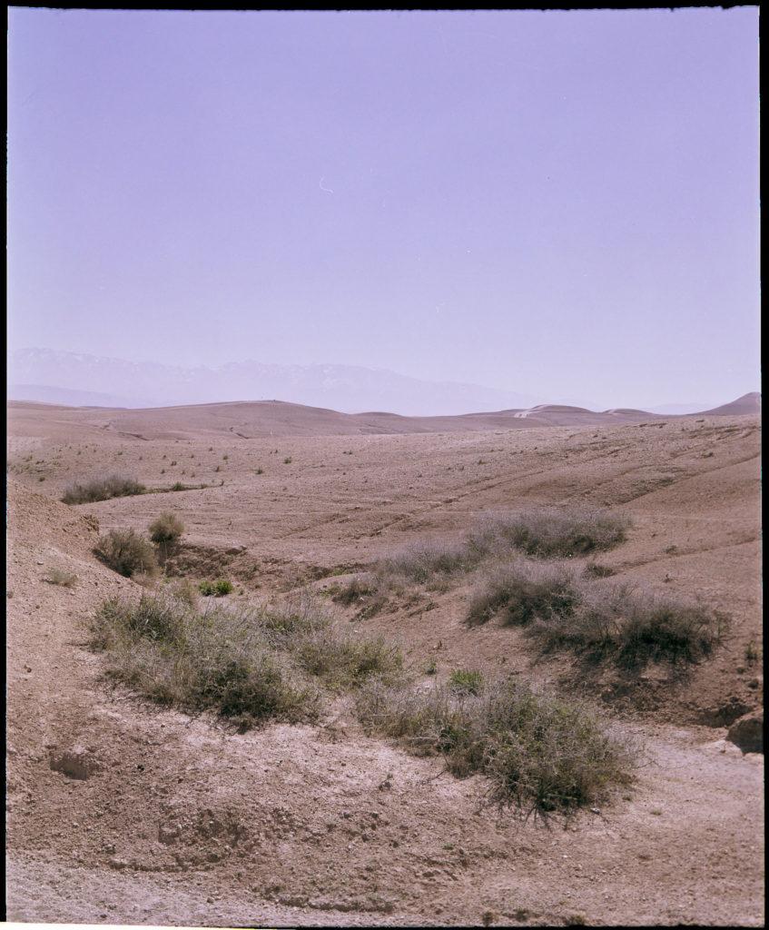 Agafay Desert Marokko
