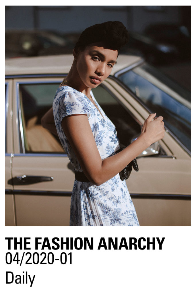 THE FASHION ANARCHY - Daily Preset für Lightroom