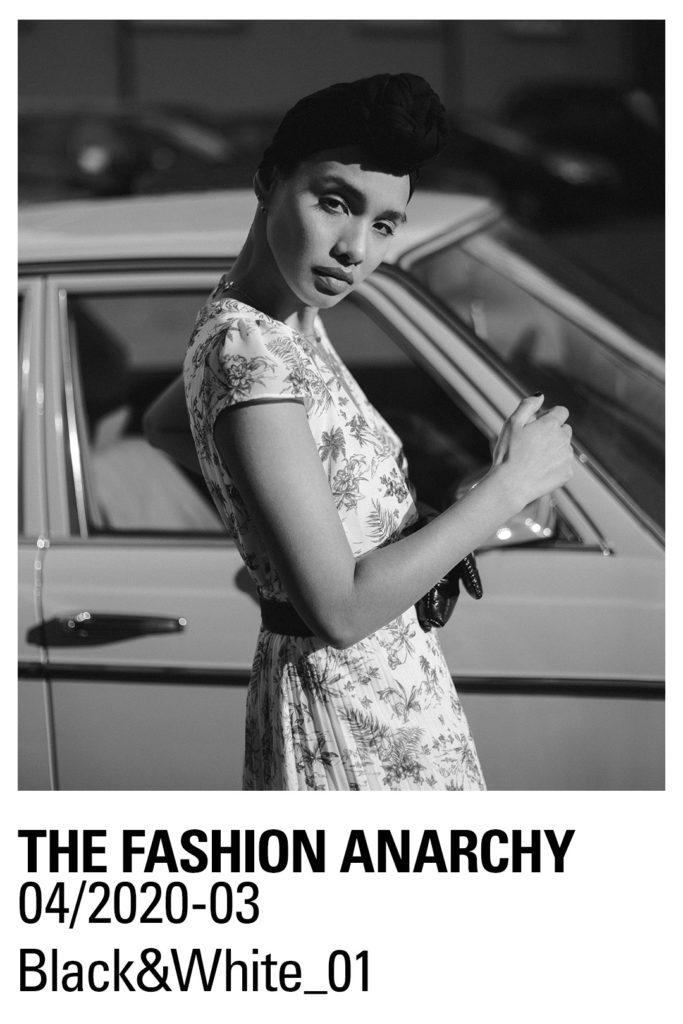 THE FASHION ANARCHY - Black&White_01 Preset für Lightroom