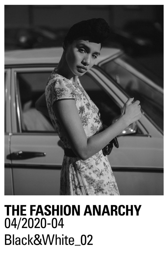 THE FASHION ANARCHY - Black&White_02 Preset für Lightroom